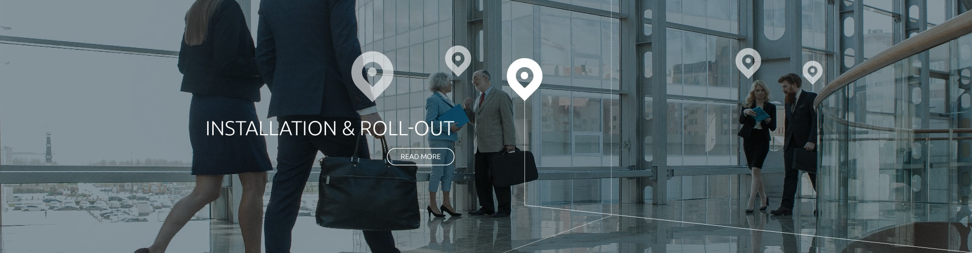 Favendo_RTLS_example_installation_rollout_expertise_campus
