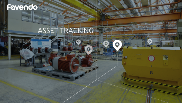 Asset Tracking by Favendo