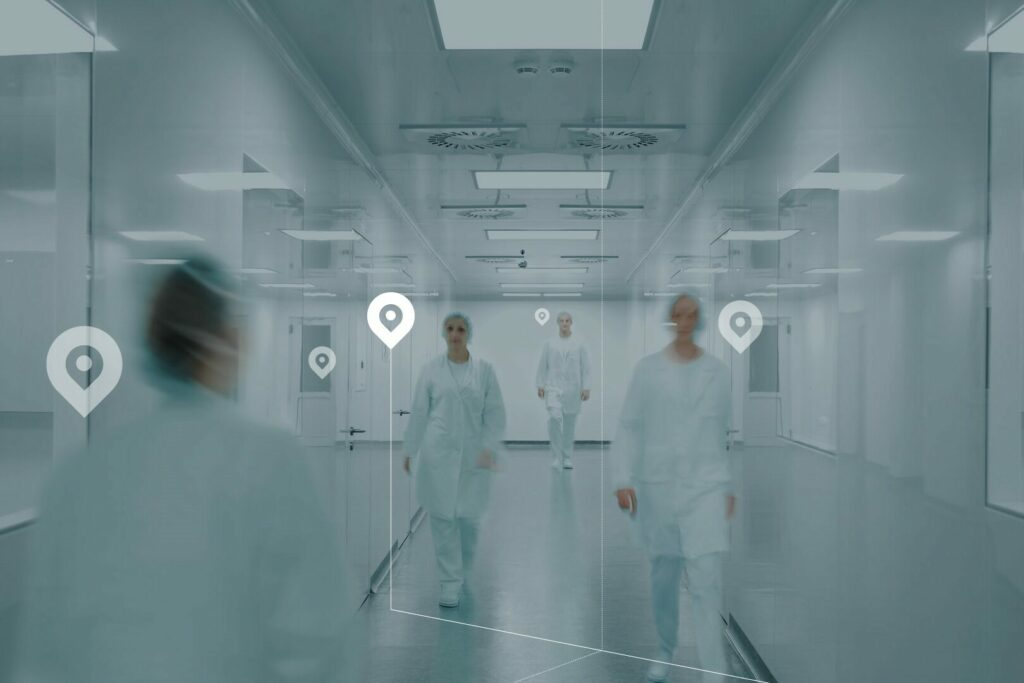 Asset Tracking in the Healthcare Sector with Favendo RTLS