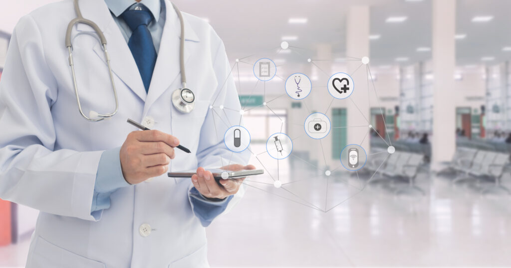 Asset tracking in hospitals with Favendo's RTLS solutions