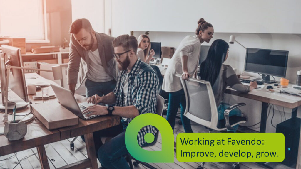 Working at Favendo. Jobs as a Software Developer working remote