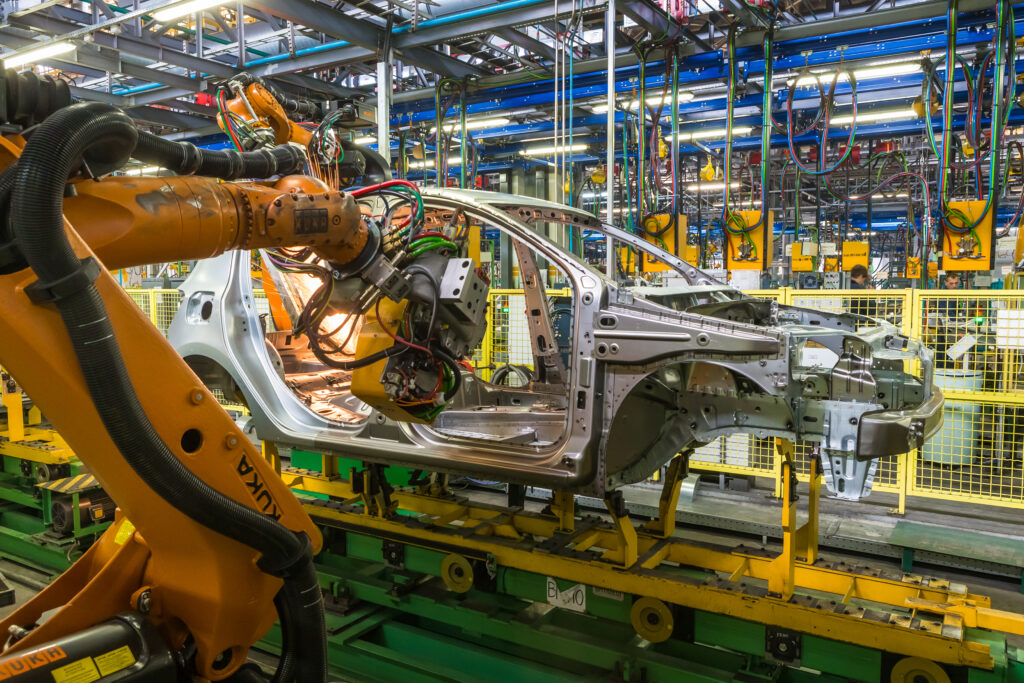 Smart Factory: Industry 4.0.0 in manufacturing | Favendo